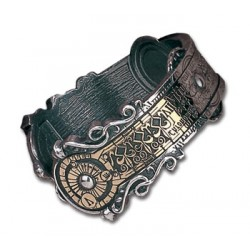 Spectrostatic Nocturnium Gothic Bracelet Step Out of Time Steampunk and More Steampunk Costumes, Victorian Clothing, Pirate Costumes, Renne Faire Clothing