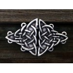 Celtic Triquetra Knot Cloak Clasp at Step Out of Time Steampunk and More, Steampunk Costumes, Victorian Clothing, Pirate Costumes, Renne Faire Clothing