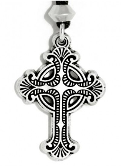 Baroque Celtic Cross Necklace at Step Out of Time Steampunk and More, Steampunk Costumes, Victorian Clothing, Pirate Costumes, Renne Faire Clothing
