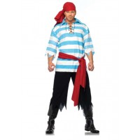 Pillaging Pirate Adult Mens Costume Set