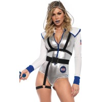 Galaxy Girl Scifi Womens Costume