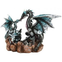 Dragon Family Statue Step Out of Time Steampunk and More Steampunk Costumes, Victorian Clothing, Pirate Costumes, Renne Faire Clothing
