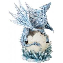 Dragon Hatchling on Crystal Statue Step Out of Time Steampunk and More Steampunk Costumes, Victorian Clothing, Pirate Costumes, Renne Faire Clothing