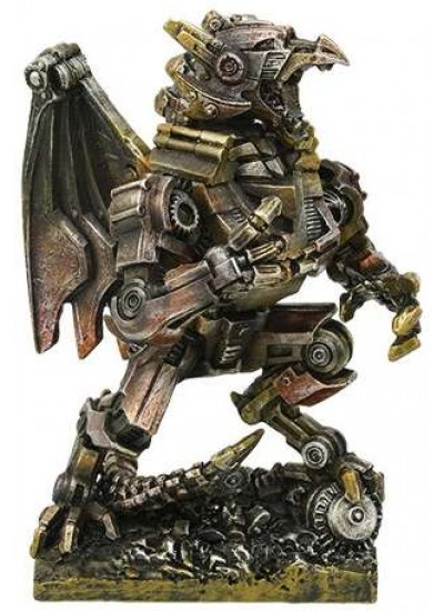 Steampunk Dragon Mech Statue at Step Out of Time Steampunk and More, Steampunk Costumes, Victorian Clothing, Pirate Costumes, Renne Faire Clothing