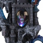 Dragon Castle Guardian Statue at Step Out of Time Steampunk and More, Steampunk Costumes, Victorian Clothing, Pirate Costumes, Renne Faire Clothing