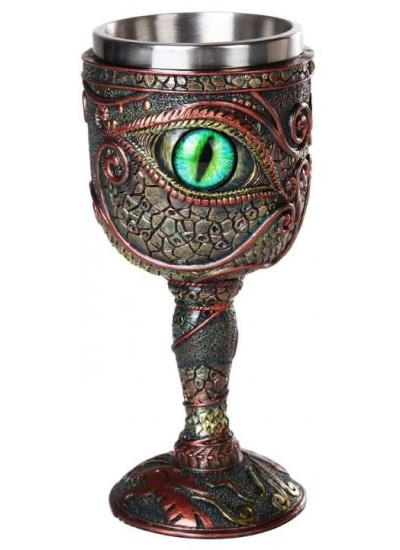 Dragon Eye Goblet at Step Out of Time Steampunk and More, Steampunk Costumes, Victorian Clothing, Pirate Costumes, Renne Faire Clothing