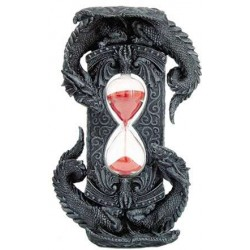 Double Dragon Gothic Sand Timer Step Out of Time Steampunk and More Steampunk Costumes, Victorian Clothing, Pirate Costumes, Renne Faire Clothing