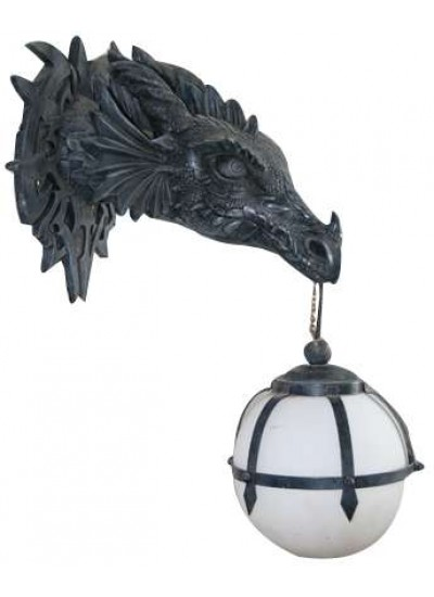 Marshgate Castle Dragon Wall Sconce at Step Out of Time Steampunk and More, Steampunk Costumes, Victorian Clothing, Pirate Costumes, Renne Faire Clothing