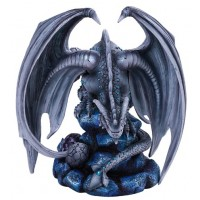Rock Dragon Age of Dragons Statue