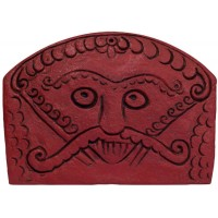 Loki Norse God Historic Viking Plaque