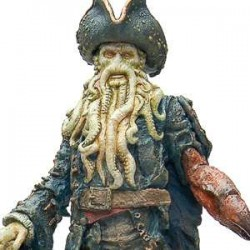 Pirates of the Caribbean: Davy Jones Scene Replica