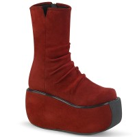 Violet Red Moon Boots for Women