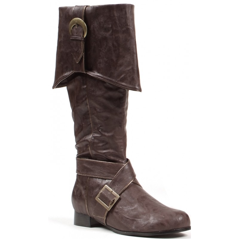 Brown Captain Mens Boots
