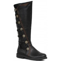 Mens Black Renaissance Boot