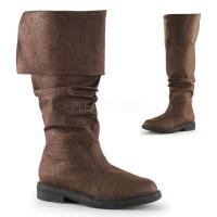 Robin Hood Renaissance Brown Boots