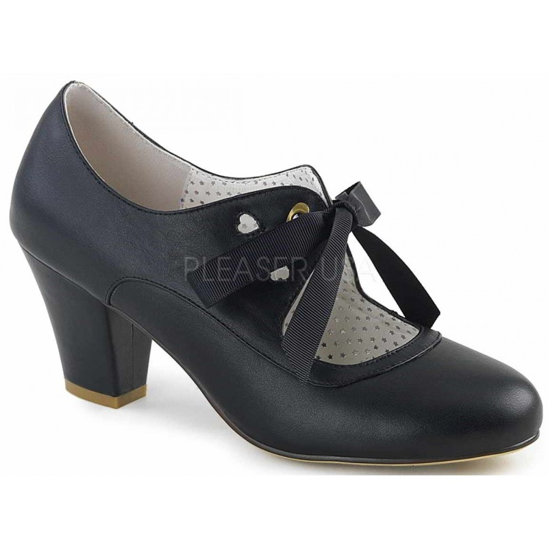 Wiggle Vintage Style Mary Jane Shoe in