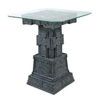 Celtic Cross Side Table