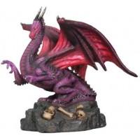 Abraxas Dragon Small Statue